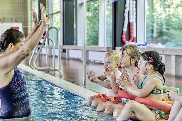 Intensivschwimmkurs Seepferdchen Bremer Bäder