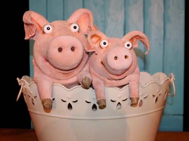 KASCH Familiensonntag - Piggeldy und Frederick