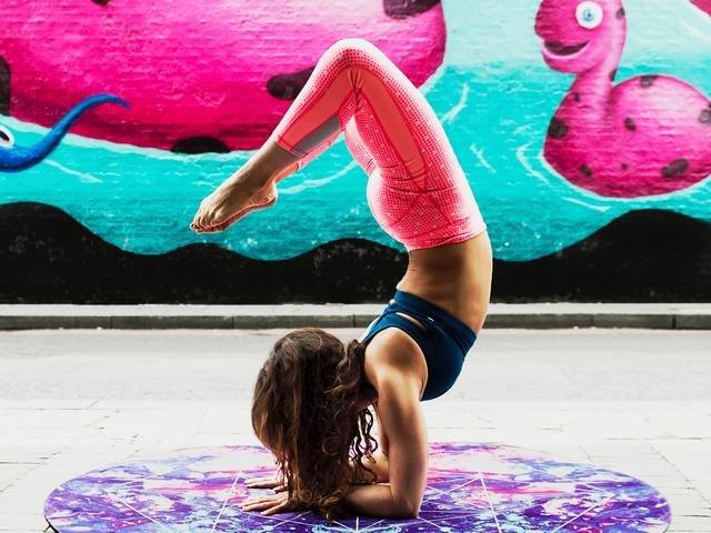Yoga-Tanz-Spiele - Martinsclub Bremen