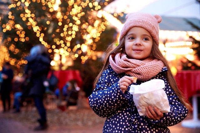 Dodenhof Weihnachtsmarkt Kinderwunder Weihnachtswelt