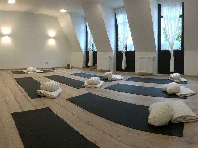 Yogagarten Kleiner Raum