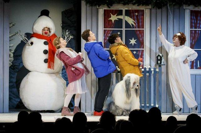 Die Weihnachtsbäckerei - das Musical