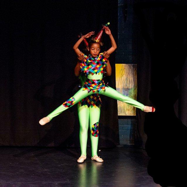 Pirouette Preballett