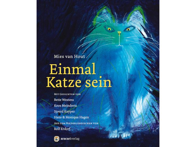Einmal Katze sein (Cover 4x3)