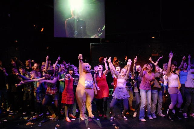moks Box Osterferienprojekt, moks-Theater Bremen