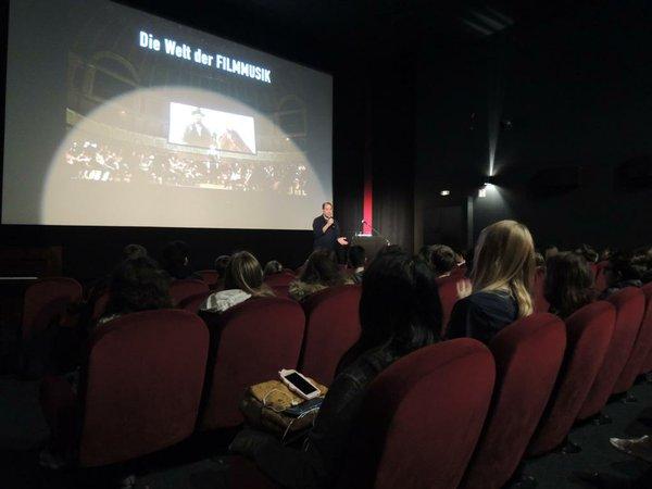 Workshop Filmmusik