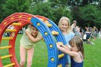 Spieltreff im Bürgerpark