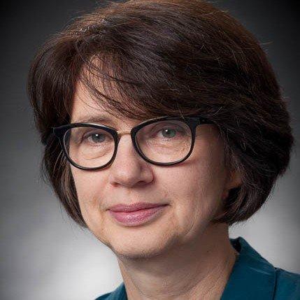Senatorin Claudia Bernhard