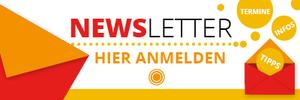 Newsletter Anmeldung allgemein