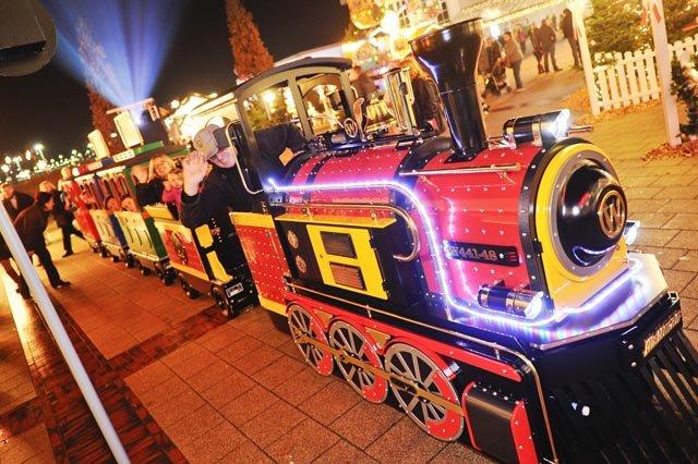 Weihnachtmarkt Dodenhof