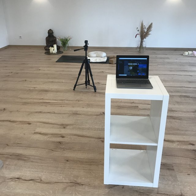 Yogagarten Lilienthal, Online-Kurse