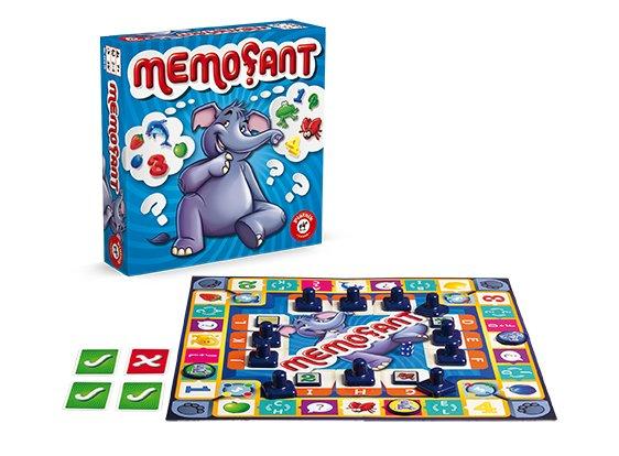 Memofant von Piatnik Gewinnspiel
