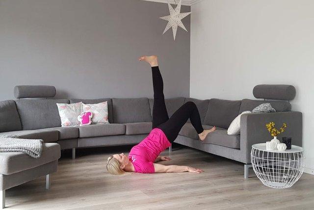 Wohnzimmer-Workouts für alle