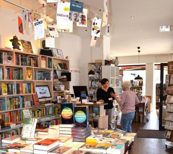 #shoplocal: Bremens Shops sind online, Logbuchladen Walle