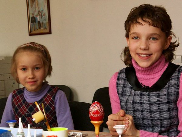 Anna, Weisßrussland, SOS Kinder