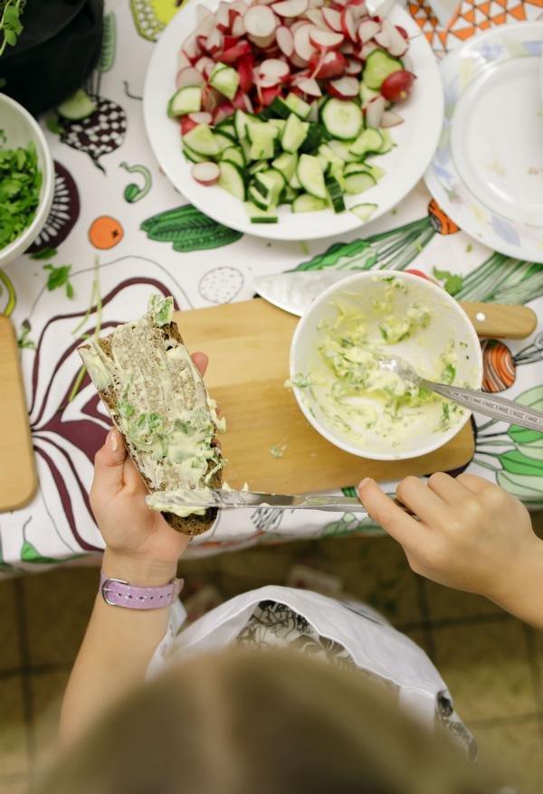 Ich kann kochen, Barmer Familienküche, Sarah Wiener Stiftung