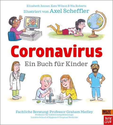 Corona-Virus. Ein Buch für Kinder