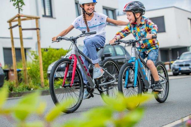 Kinderfahrräder für jedes Alter