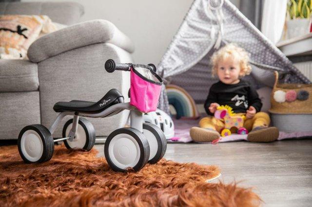 Fahrräder für jedes Alter