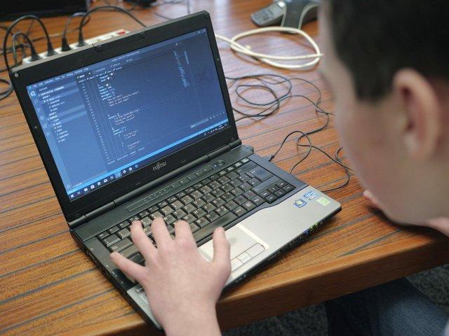Girls Hacker School @home