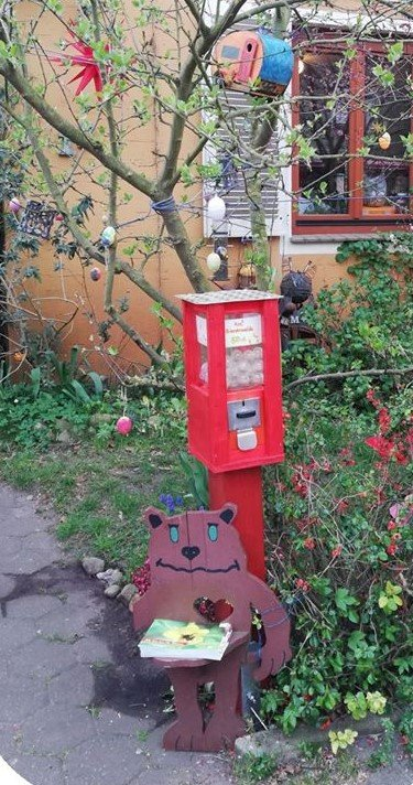 Fidibus Saatgutautomat