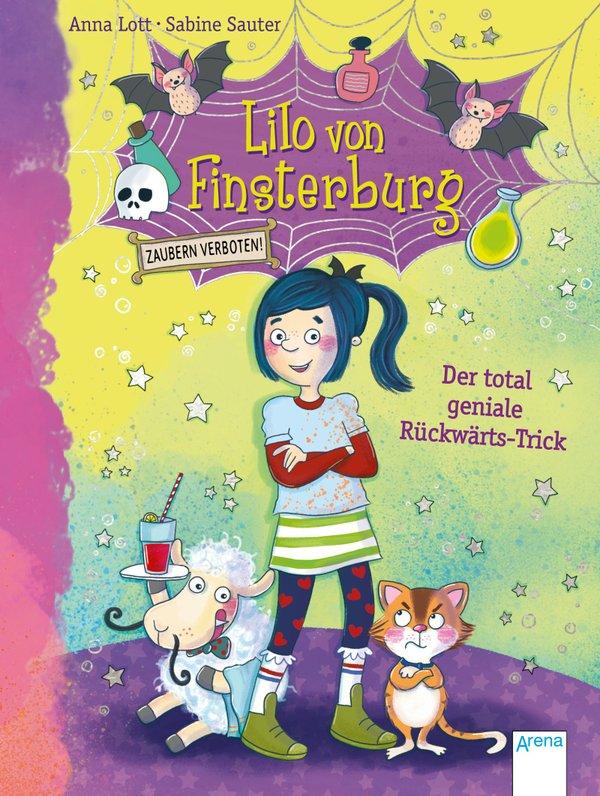 Lilo von Finsterburg, Anna Lott, Buchcover