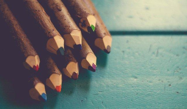 Stifthaltung, Schreiben lernen