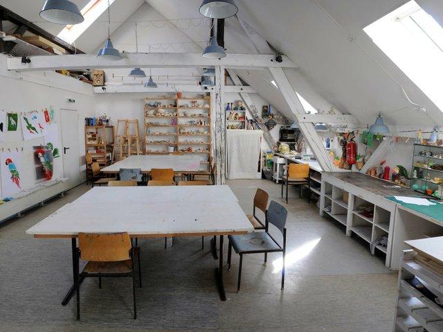 Kunstkurse, Kunsthaus KUBO