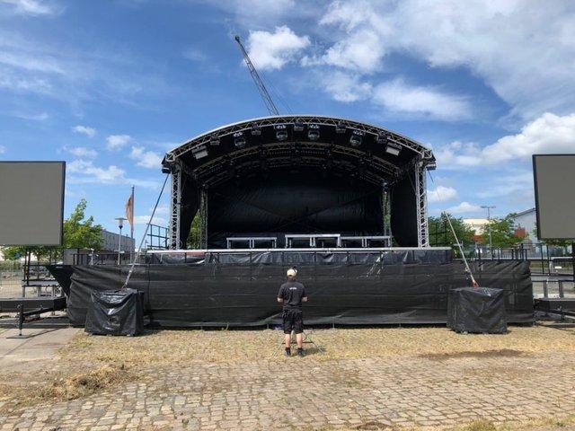 Autotheater, Bühne, AutoLustSpiel