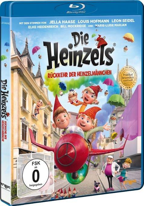 Gewinnspiel Die Rückkehr der Heinzels