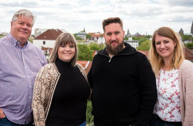 Bremen kunterbunt für Kinder, das Scio-Verlags-Team