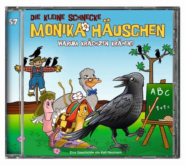 Monika Häuschen - Warum krächzen Krähen