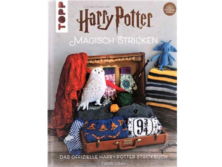 Magisch stricken. Das offizielle Harry-Potter-Strickbuch