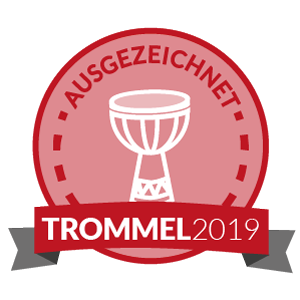 Trommel 2019 Logo