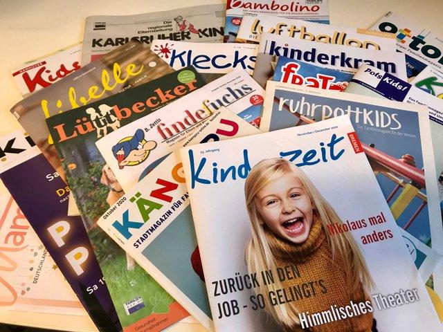 Familienbande Magazine