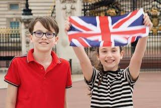 London mit Kids