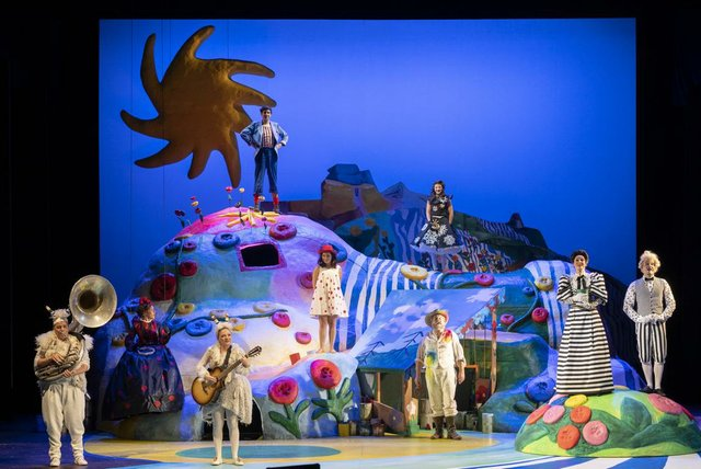 Heidi, Staatstheater Oldenburg