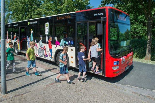 VBN, Busschule
