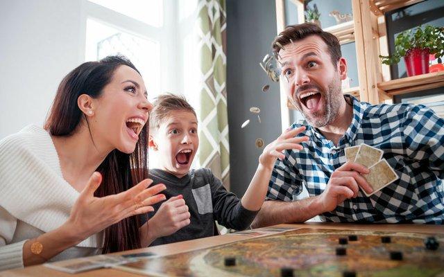 Spiele für Familien