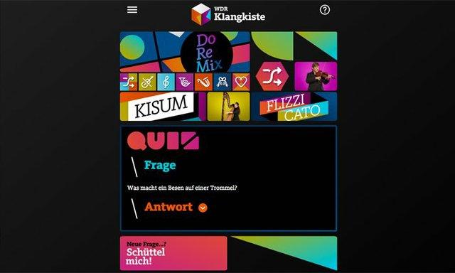 WDR Klangkiste