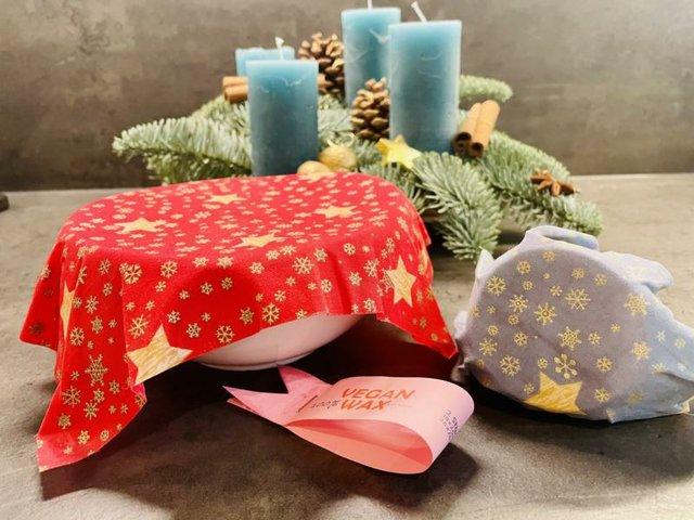 DIY Geschenkidee: Wachstücher