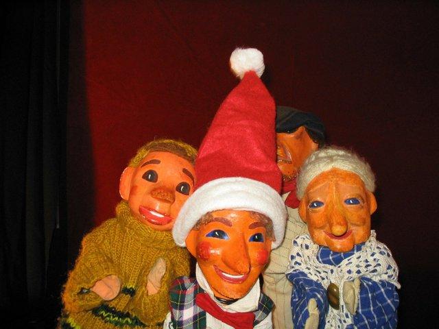 Kasper und der Weihnachtsbaum, Bremer Kaspertheater