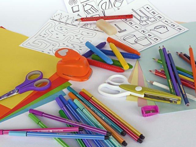 Kreativer Kindernachmittag