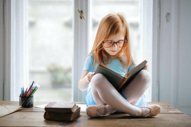 Lesen, Bücher
