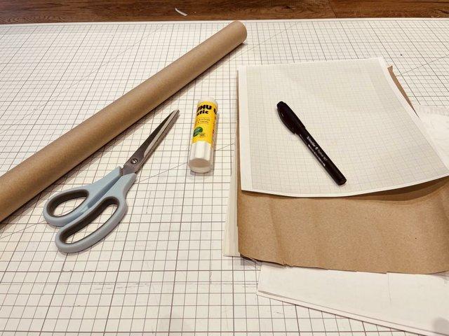 DIY Osterhasennest, Material