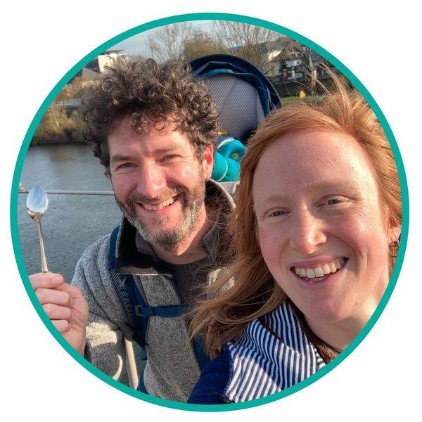 Jana und Patrick Heck, Blog und Buch Ausgebüxt