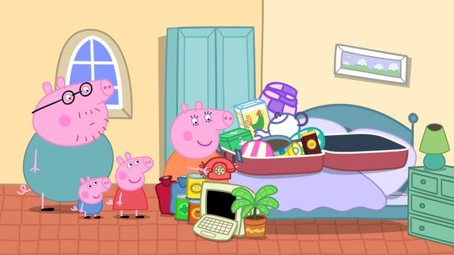 Gewinnspiel: Peppa Pig macht Urlaub