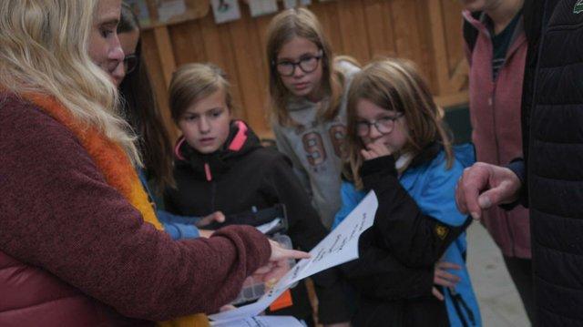 Kinder-Rallye im Zoo in der Wingst
