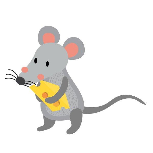 Haustiere, Maus