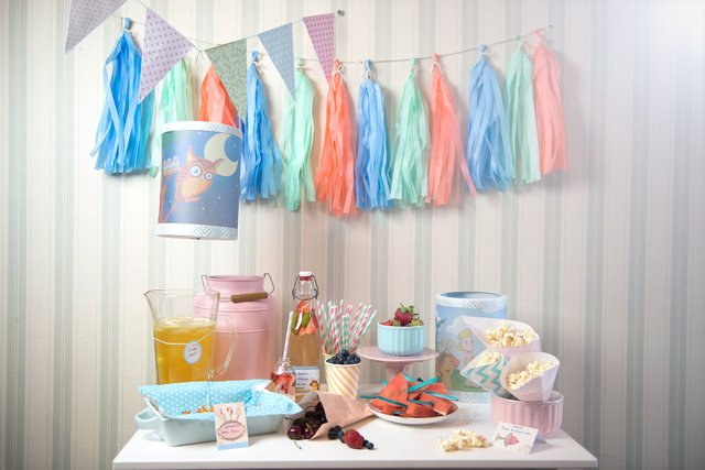 DIY: Sommerparty